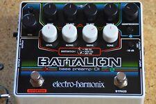 EHX Battalion Bass Preamp DI (electro-harmonix) inkl. Netzteil (wie neu)