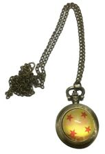 Dragon Ball Z Bronze Finish Pendant Pocket Watch