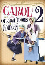 Carol + 2: The Original Queens of Comedy (DVD, 2016) *****FREE SHIPPING*****