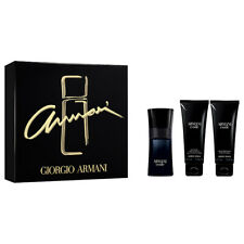 Giorgio Armani Code  Gift Set , 50ml  Eau De Toilette  spray + 75ml Shower Gel +