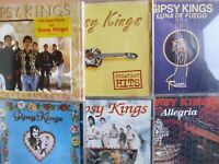 Gipsy Kings- 6-CD-Sammlung- WIE NEU