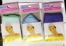 Suave Ajustable De Pelo Turbante Cabeza Banda para el maquillaje facial Salon Spa
