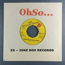 The Rolling Stone - Undercover Of The Night - JUKEBOX READY - RSR-113 Ex