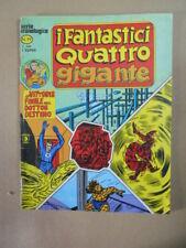 I FANTASTICI QUATTRO GIGANTE n°19 1979 ED. Corno  [SP14]