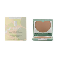 Puder Clinique Women Stay matte Sheer Powder #04-stay Honey 7.6 Gr