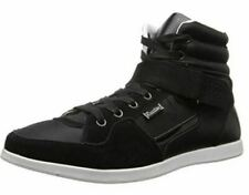 Kenneth Cole Reaction Buy Low Men's High Top Fashion Sneakers Black Size 11.5