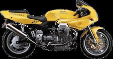 Moto Guzzi retocar Kit De Pintura 1100 Sport Ke Kf IE 1994 - 1997 Ginestra Amarillo