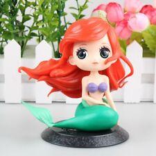 cute The Mermaid princess big eye PVC figure figures doll toy dolls new