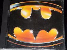 Batman - Motion Picture Soundtrack - CD Album - 1989 - 9 Tracks