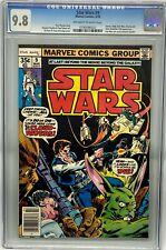 STAR WARS #9 CGC 9.8 1978 MARVEL