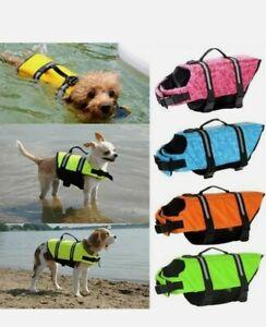 New Blue Life Jacket For Large Dog/Pet size XXL