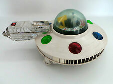 THUNDERBIRDS : ELECTRONIC SPACE SHIP - THIS IS A RIP OFF OF THUNDERBIRD 5