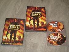 3 DVD -EN TERRITOIRE ENNEMI 3-mission Colombie-édition spéciale