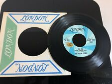 Rolling Stones Tell Me(You're Coming Back)/I Just Want To Make Love London 45
