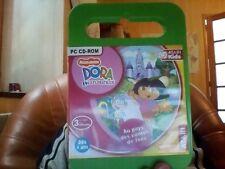 Boitier Dora l'exploratrice Atari kids au pays des contes de fees