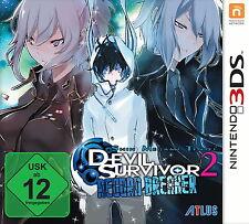 Shin Megami Tensei: Devil Survivor 2-Record Breaker-Nintendo 3ds-gioco