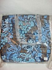 NWT Vera Bradley Crosstown Tote - JAVA FLORAL New in Bag Retails for $78.00