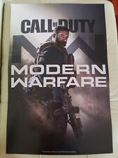 Call of Duty Modern Warfare Two Sided Poster 18x27