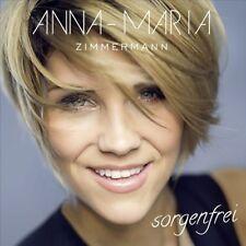 ANNA-MARIA ZIMMERMANN - SORGENFREI (LIMITIERTE FANBOX)   CD NEUF