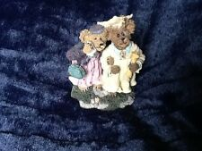 """Boyd'S Bears """"Mother And Student Graduation Figurine, Bearstone Collection"""