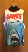 Jaws Movie 2 Tank Top 2Xl Vintage Retro! Great White Shark! New