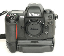 Nikon F100 SLR 35mm Film Camera + Nikon MB-15 Grip (6996BL)