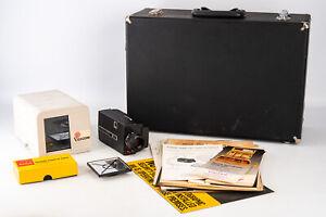 Kodak Analyst Super 8 8mm Time Lapse Private Security Camera Kit By Vidicom V17