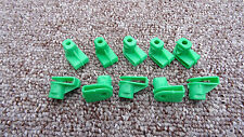 Nissan Plastik Öse Mutter für Schrauben Stoßstange Flügel / Scheinwerfer Gitter