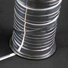 10 metro di larghezza 5mm Argento Metallico Curling Nastro (32 piedi 9 POLLICI x 3/16 pollici)