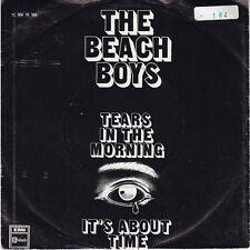 "The Beach Boys TEARS IN THE MORNING Vinyl Single 45er 7"" Germany Stateside 1C006"