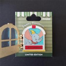 Disney Dlr Funny Business Window - Dumbo Flight School Hinged Le Pin