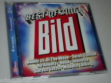 BILD BEST OF 2003 / 2 CD'S MIT SARAH CONNOR SCOOTER RZA XAVIER NAIDOO NENA & FRI