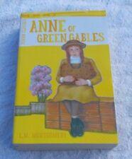 Anne of Green Gables by L.M. Montgomery 2016 Junior Classics Books Children