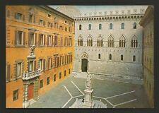 AD6747 Siena - Città - Piazza Salimbeni - Sede del Monte dei Paschi di Siena