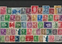 norway stamps ref 16086