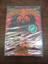 CRADLE OF FILTH Peace through superior firepower DVD NEUF