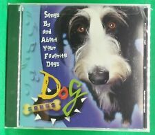 Dog Songs Cd 2001 (A31) Rock Pop