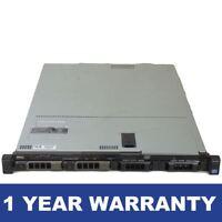 Dell PowerEdge R420 2x Six-core E5-2440 2.40Ghz 96GB RAM 4TB Disk H710 1U Server