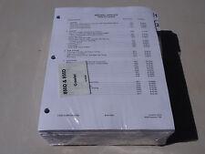 Case 850D, 855D Crawler Dozer Service Repair Shop Manual Book - New, Unopened