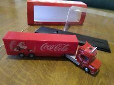Oxford Diecast Scania T Cab Coca Cola Christmas Truck