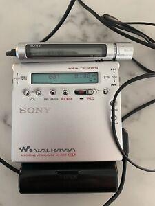 SONY RECORDING MD Walkman MZ-R900