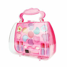 NEW Girls Cosmetics Toys Pretend Play Girl's Makeup Toys Dressing Table For Kids