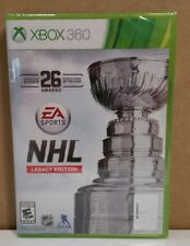 NHL Legacy Edition Xbox 360 Factory Sealed NEW