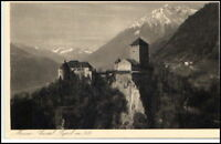 MERANO Meran 1910/20 Castello Tyrol Castle Schloss Burg alte Postkarte Italien