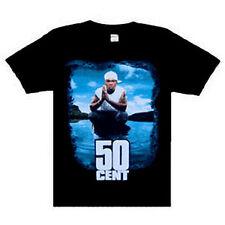 Fifty Cent Shore Music punk rock t-shirt  MEDIUM NEW