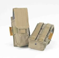 TAS Single Mag Pouch (Holds M4, G36 & AK) - MOLLE, AIRSOFT, WEBBING