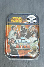 Topps Force Attax Movie Serie 3 Mini Tin Box Sammeldose Neu und OVP Star Wars