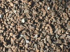 25 kg roter Lavamulch 4-11 mm Lava Stein Lavasteine Mulch Schneckenkorn