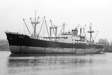 mc3210 - Cyprian Cargo Ship - Yannis M , built 1958 - photo 6x4