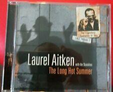 Skatalites Laurel Aitken : Long Hot Summer - Vol 2 CD (1999) Grover Records 1963